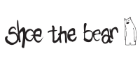 shoe the bear logo